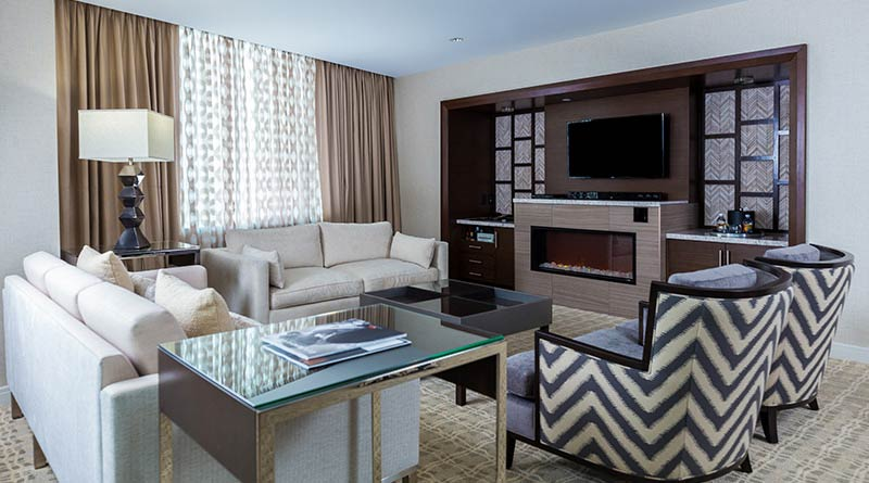 Aspire luxury suite