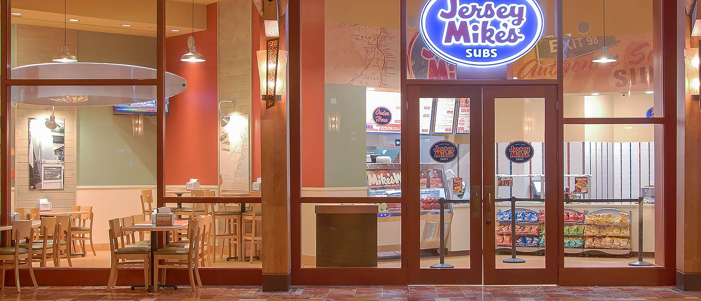 Jersey Mikes Exterior