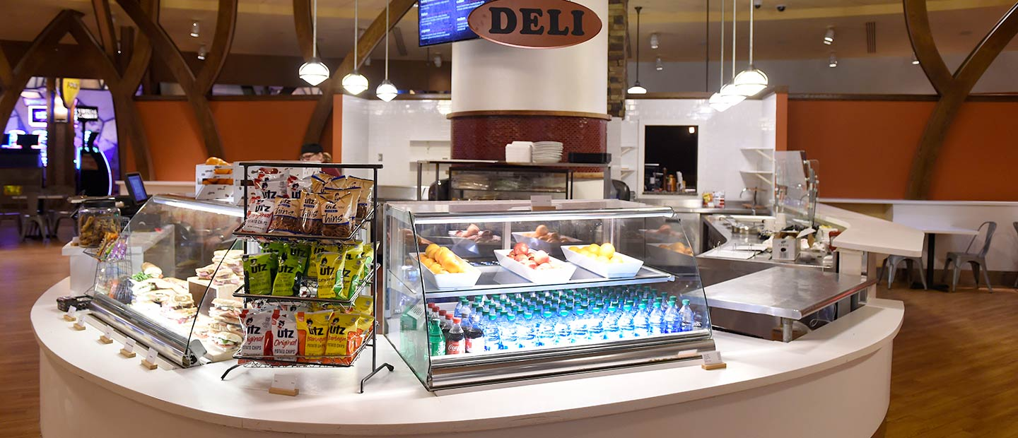 Skyrise Deli Counter