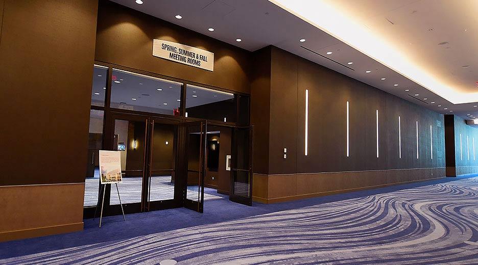 Earth Expo Convention Center Mohegan Sun
