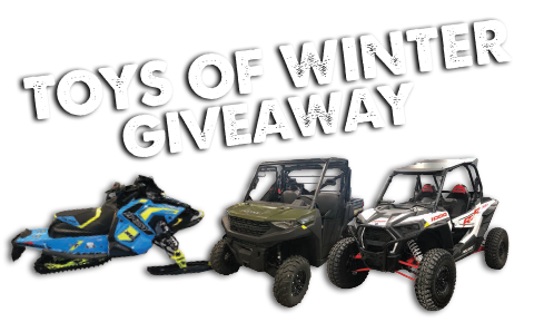 Toys of Winter Giveaway