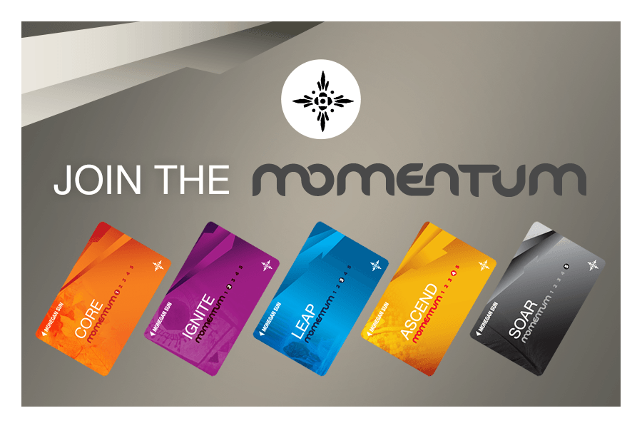 Momentum Rewards