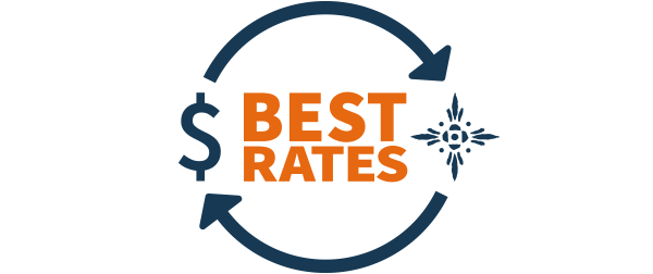 Mohegan Sun offers the best rates guaranteed!