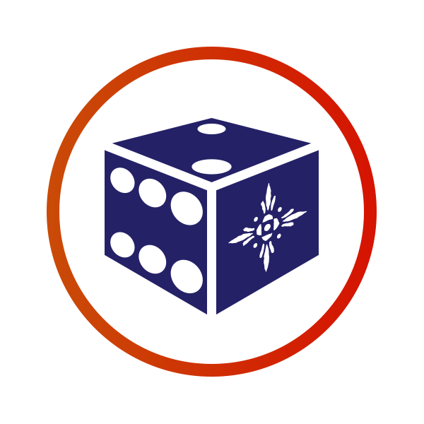 Dice Table Games Logo