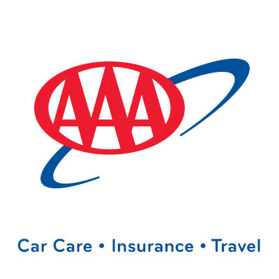 Triple A car care insurance travel Logo