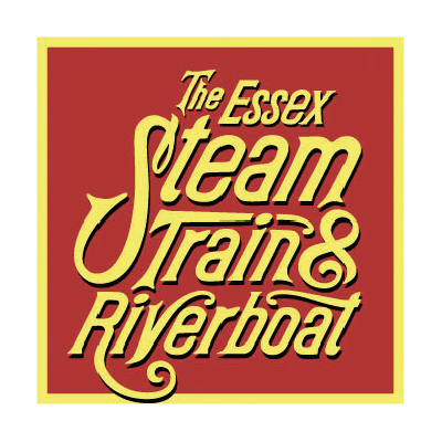 The Essex Steam Train and Riverboat Logo