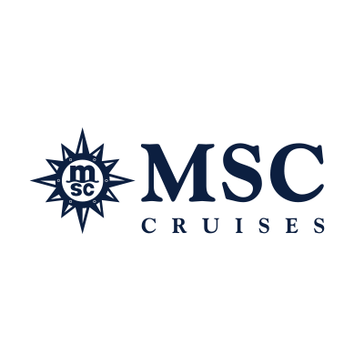 MSC Cruises not just any cruise logo