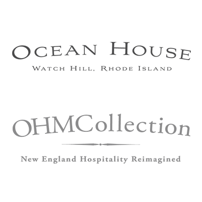 Ocean House Watch Hill, Rhode Island OHM Collection New England Hospitality Reimagined Logo