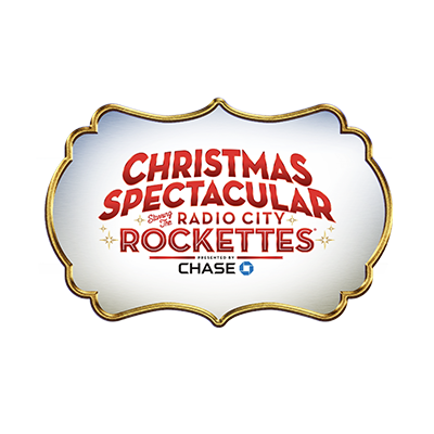 Christmas Spectacular Radio City Rockettes Chase Logo