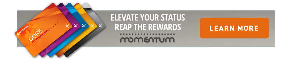 Learn more about Momentum Rewards at Mohegan Sun