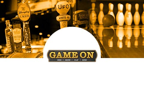 Game On - Luxury Bowling and Arcade Games