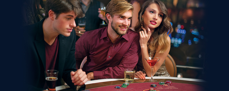 Pocono gambling table games
