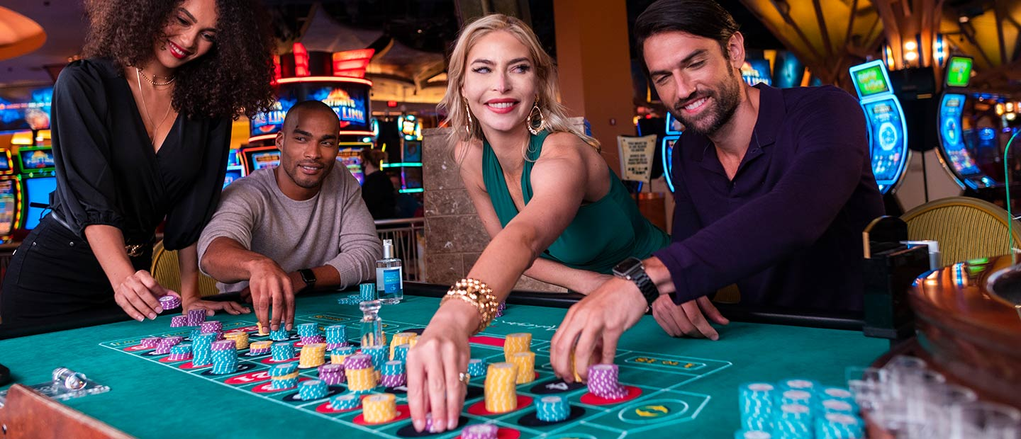 Casino Games | A World of Gaming | Mohegan Sun