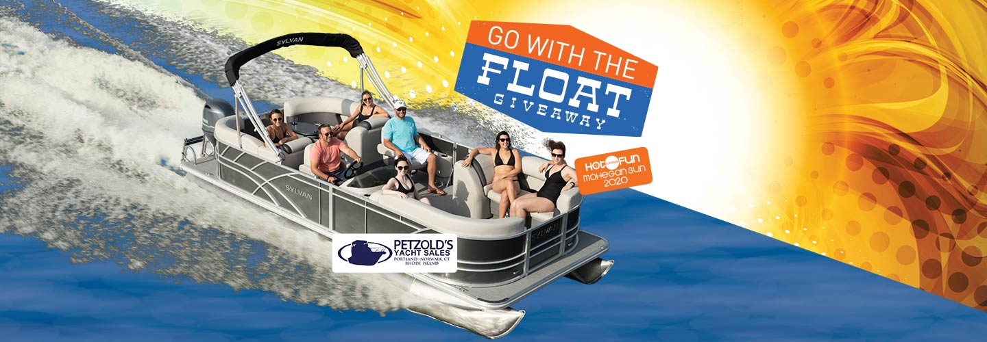 Go With the Float Giveaway