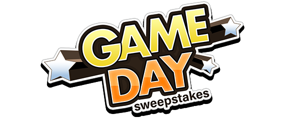 Online Gaming Game Day Sweepstakes logo