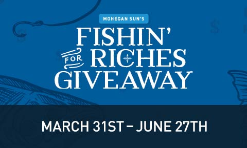Fishin' for Riches Giveaway