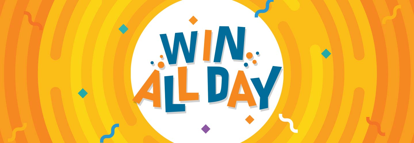 Win All Day Giveaway