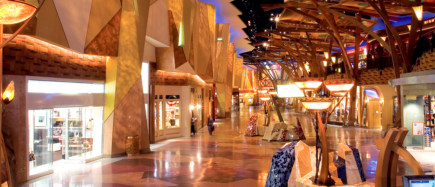 The Shops at Mohegan Sun Overview
