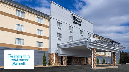 Area Hotel - Fairfield Inn & Suites