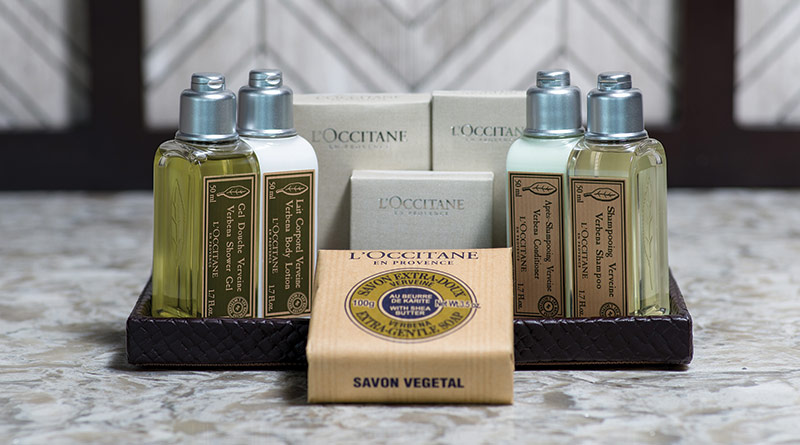L'occitane Bath Amenities
