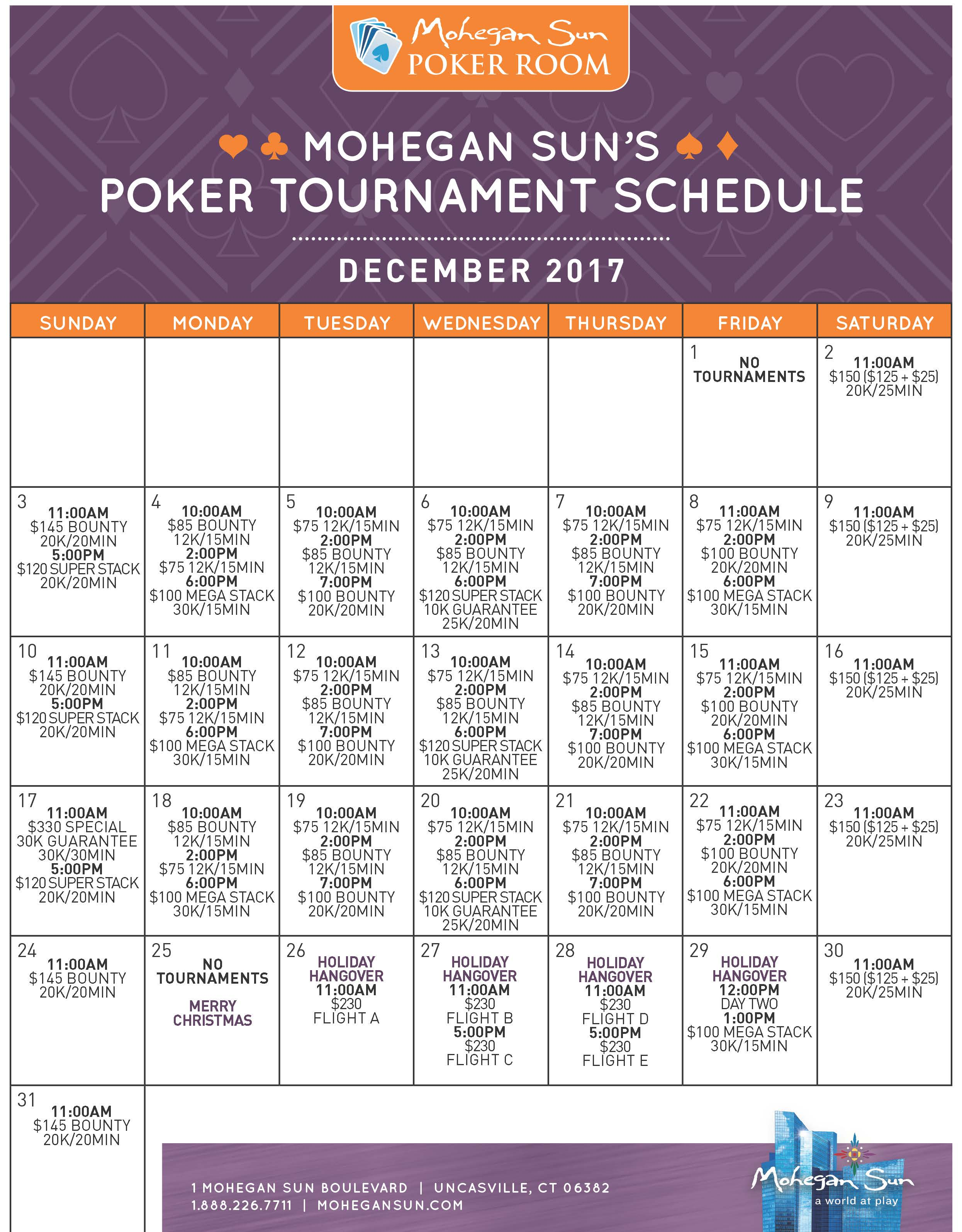 Daily poker tournaments : Casino Portal Online